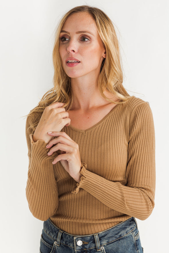 Costa Frill Knit Tiger's Eye
