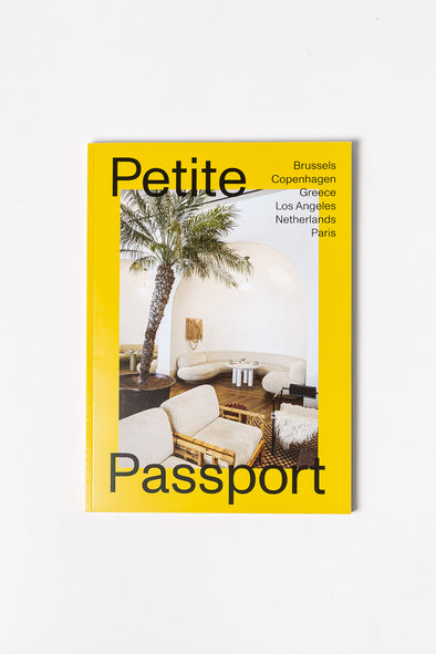 Petite Passport Magazine #02 - Petite Passport  - Magazine of inspiring travel places with backstories