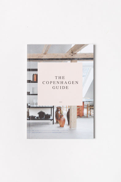 The Copenhagen Guide - Petite Passport - City guide for design-minded traveler