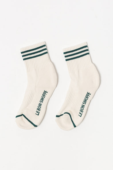 Le Bon Shoppe Socks Girlfriend Egret