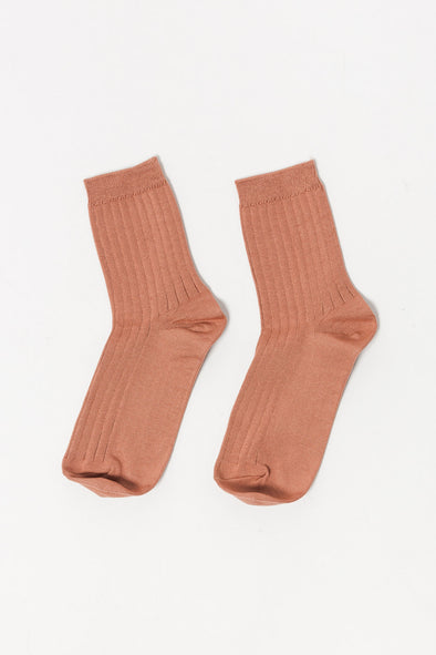 Le Bon Shoppe Socks Her Nude Peach