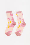 Vida Socks Rosebloom