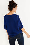 Mains Blouse Blue Depths