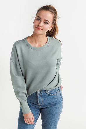 Ima Sweatshirt Chinois Green