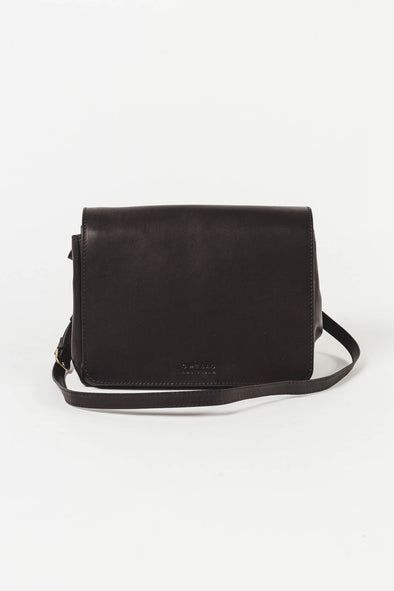 Lucy Black Classic Leather