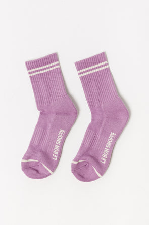 Le Bon Shoppe Socks Grapes