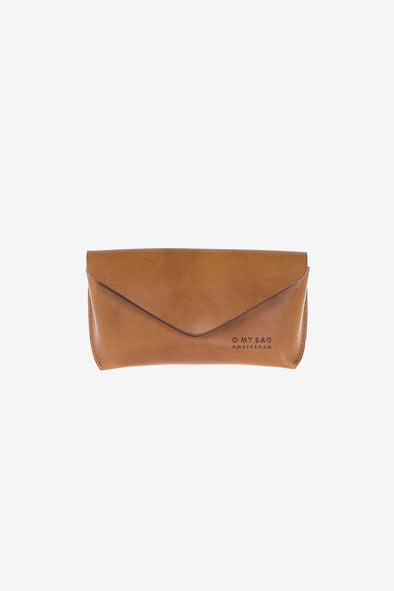 Spectacle Case Cognac