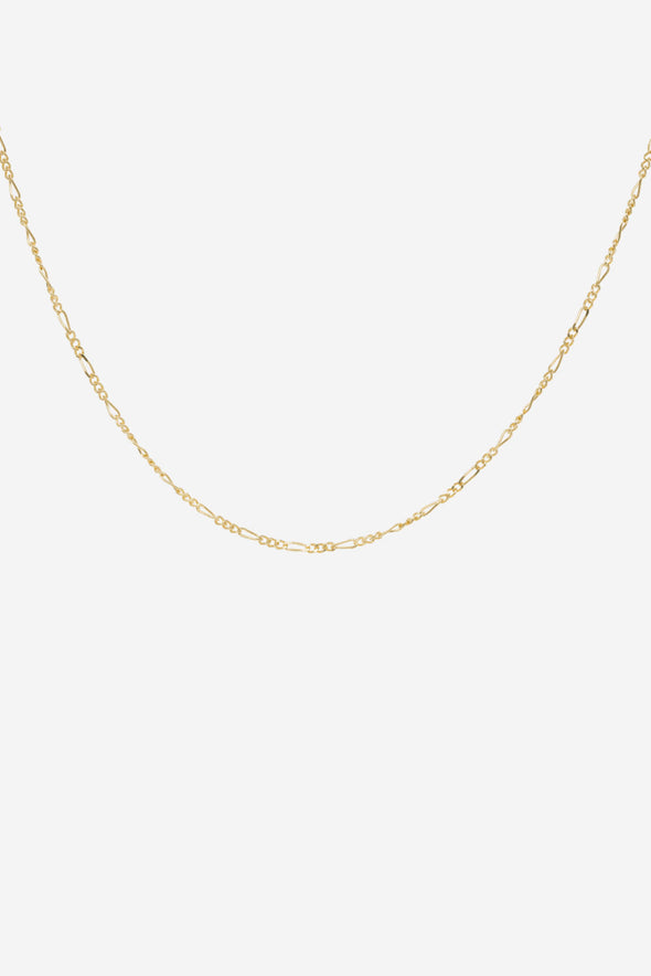 Liana Necklace Long Goldplated
