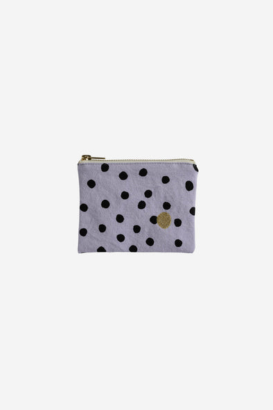 Polka Pouch Lila Small