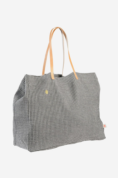 Ernest Shopping Bag Caviar