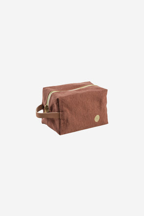 Iona Pouch Cube Rhubarb PM