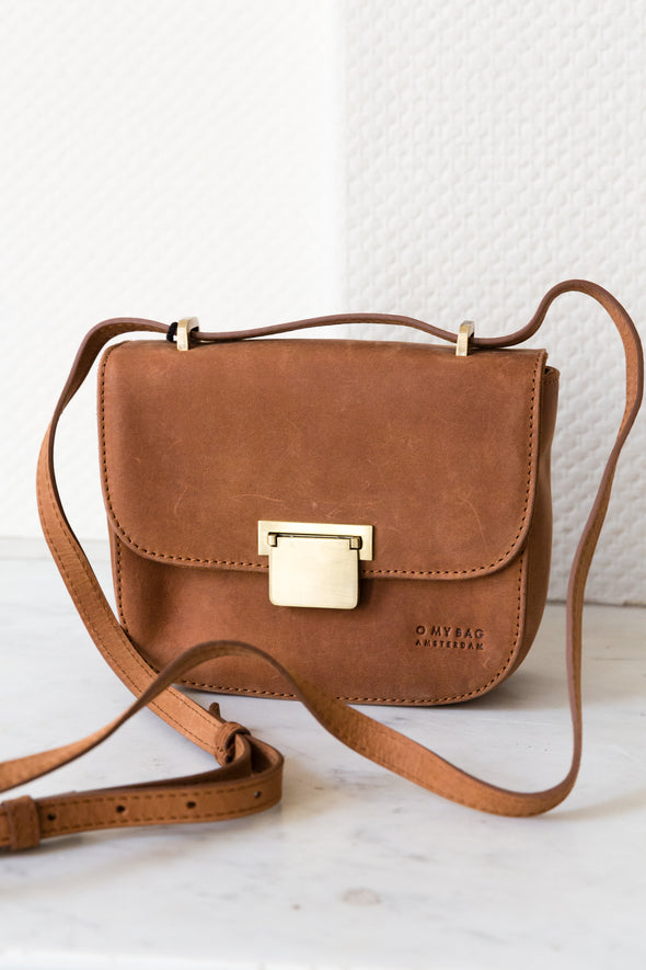 The Meghan Bag Mini Camel