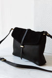 Ella Bag Midi Black