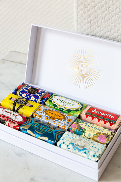 Claus Porto Gift Box (Set of 9)
