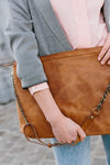 Scarlet Bag - Eco Camel