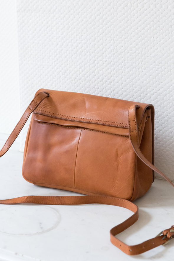 Lucy Cognac Classic Leather