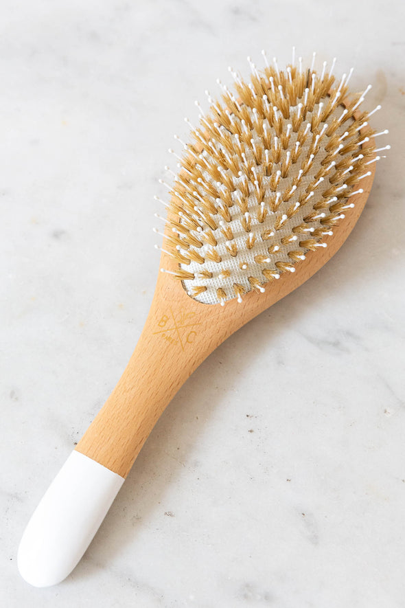 Wooden Hair Brush Large