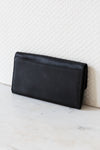 Pixie's Pouch Soft Grain Leather Black
