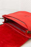 The Audrey Mini Eco Classic Red