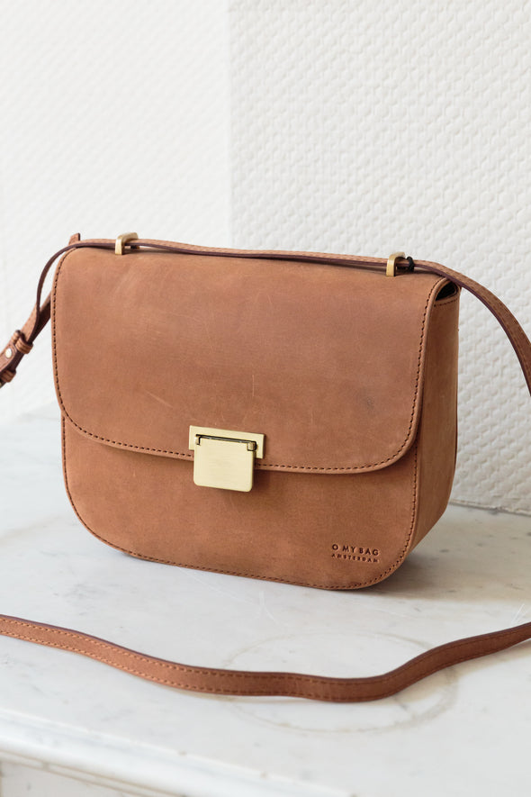 The Meghan Bag Eco Camel