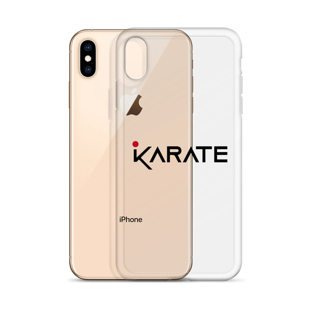 iPhone XS Max Case Karate (pink)