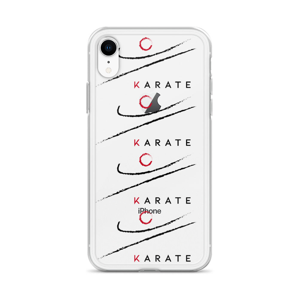 iPhone Case Karate K Pattern 2