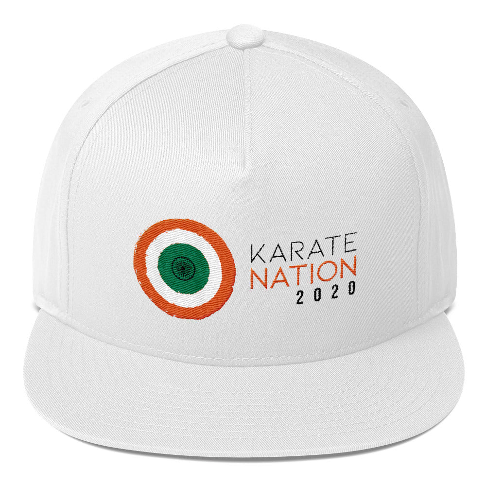 Karate Nation India Cap