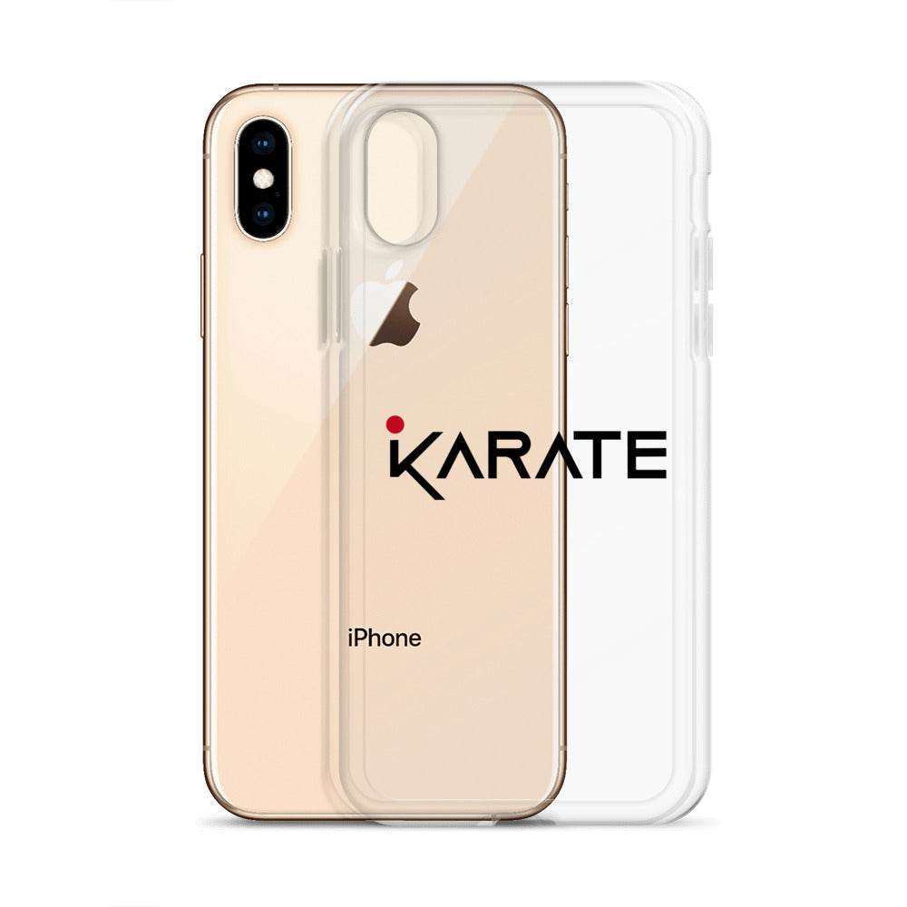 iPhone X/XS Case Karate (pink)