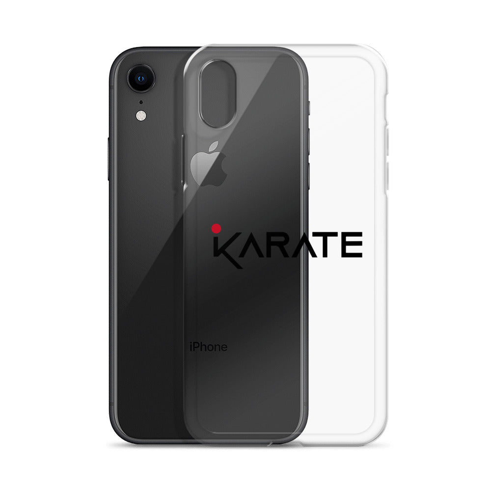iPhone XR Case Karate (dark)