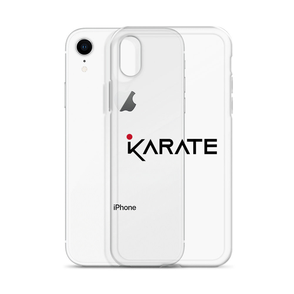 iPhone XR Case Karate (white)