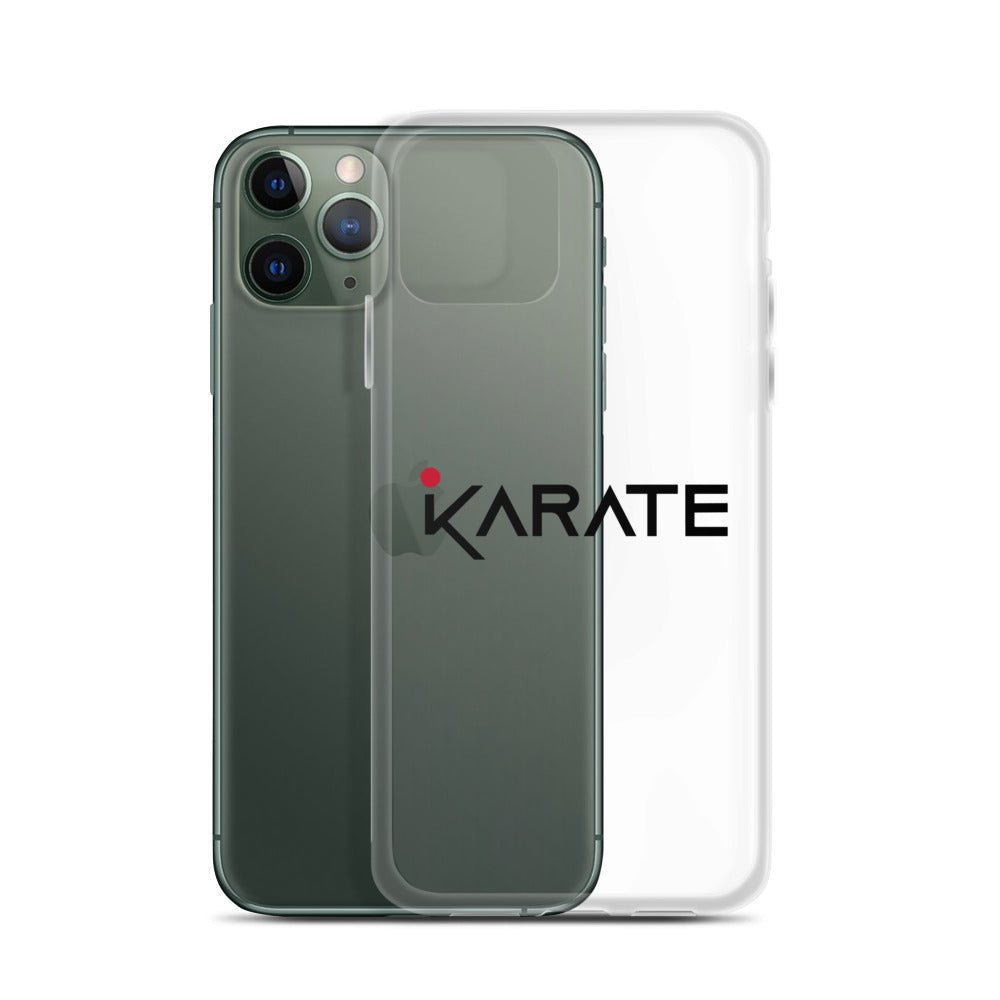 iPhone 11 Pro Case Karate (dark)