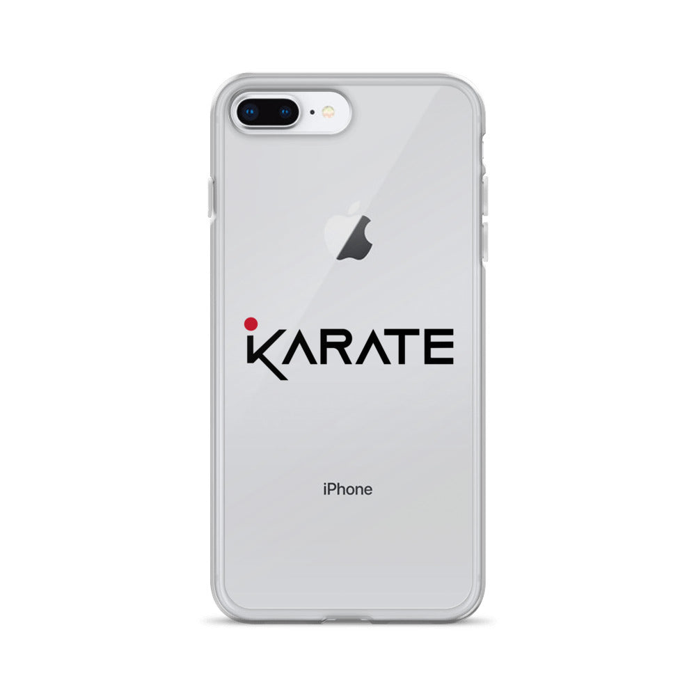 iPhone 7 Plus/8 Plus Case Karate (transparent)
