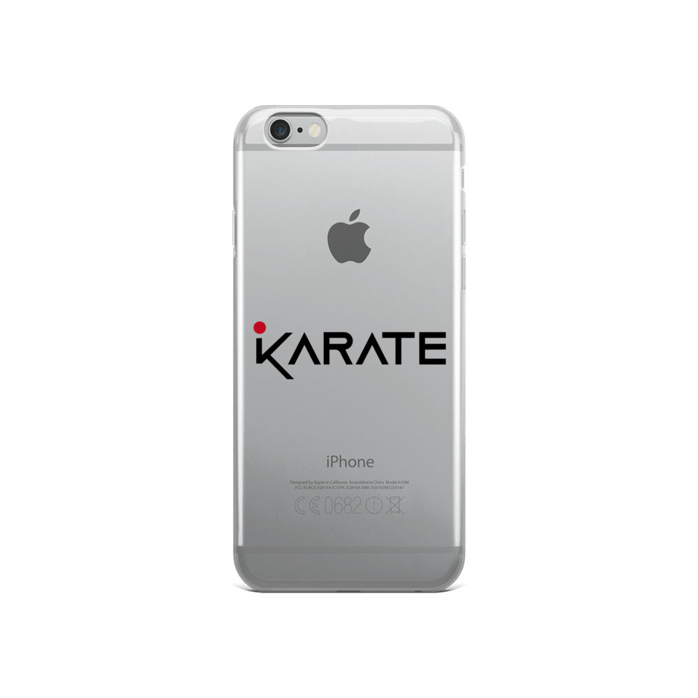iPhone 6/6s Case Karate (grey)