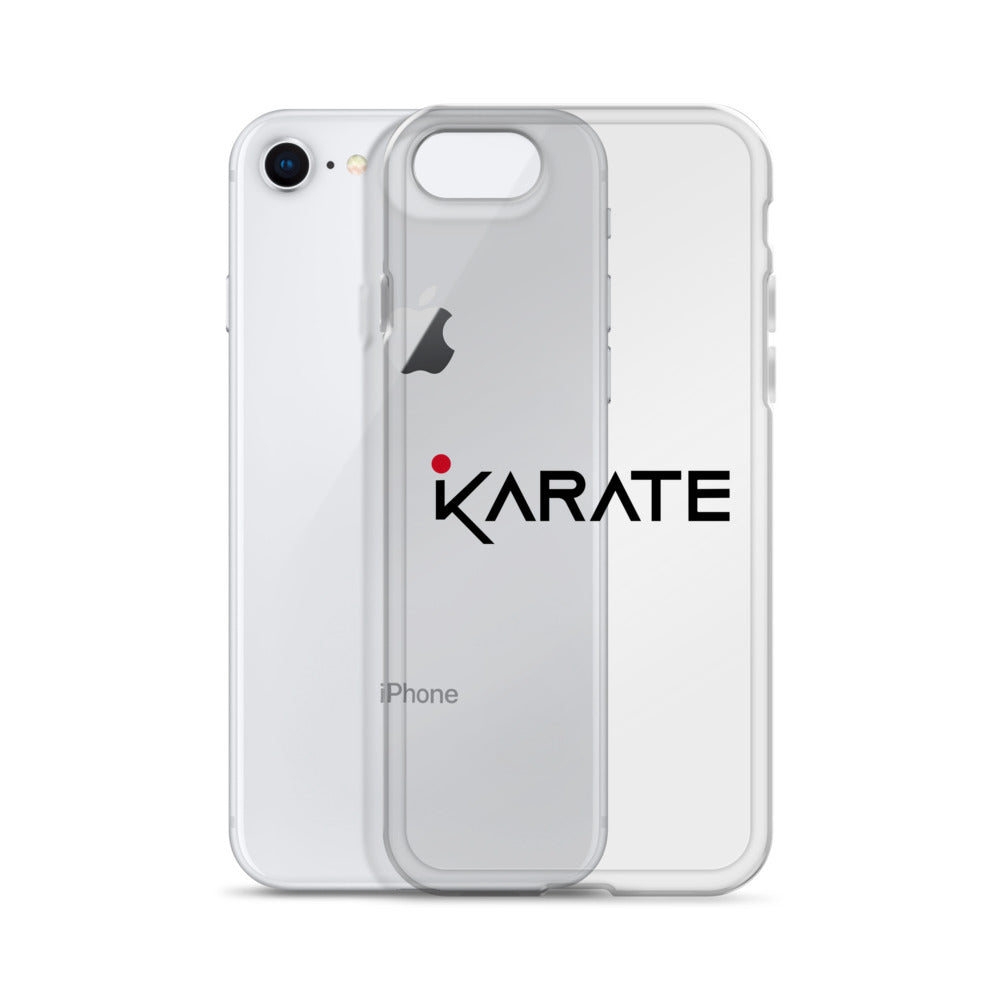 iPhone 7/8 Case Karate (transparent)