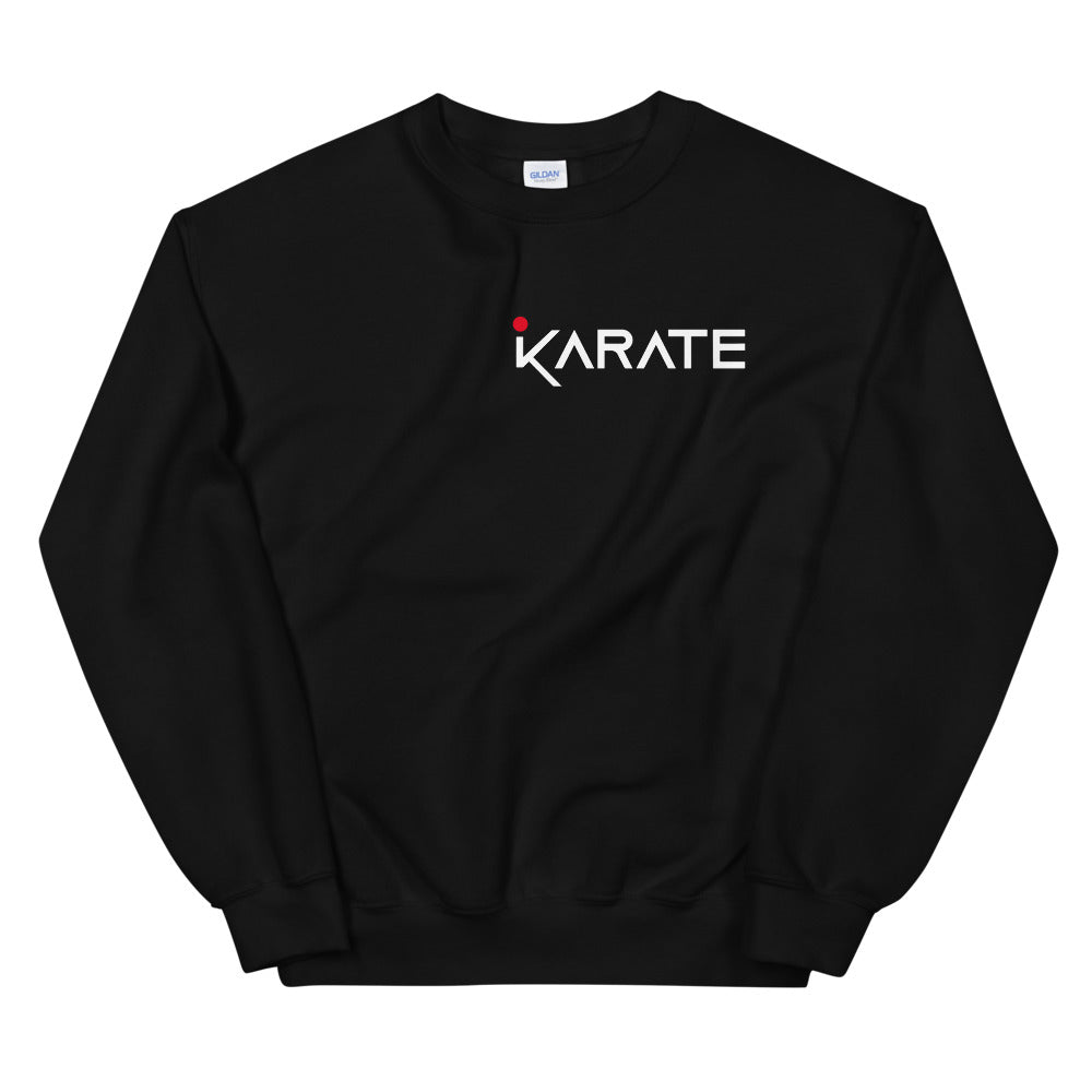 Karate Sweatshirt - Unisex