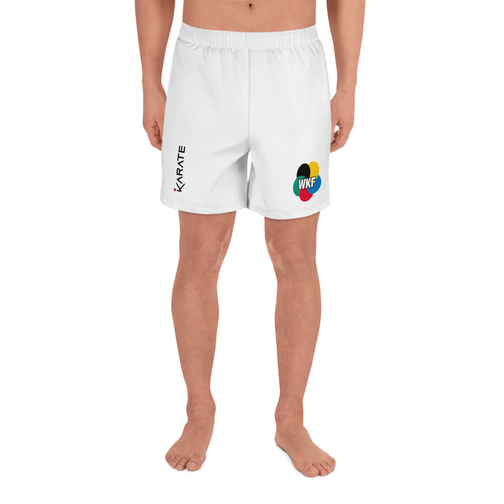 Karate Athletic Shorts - WKF