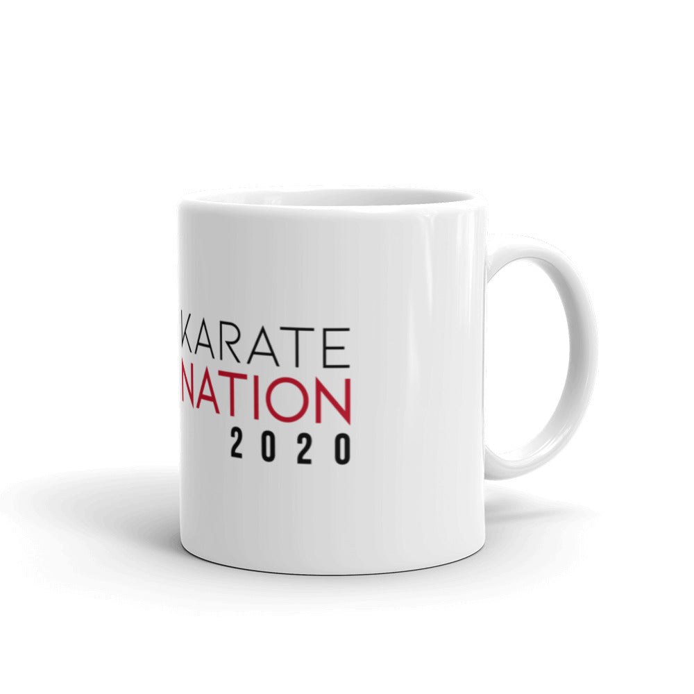 Karate Nation Usa 2 Mug