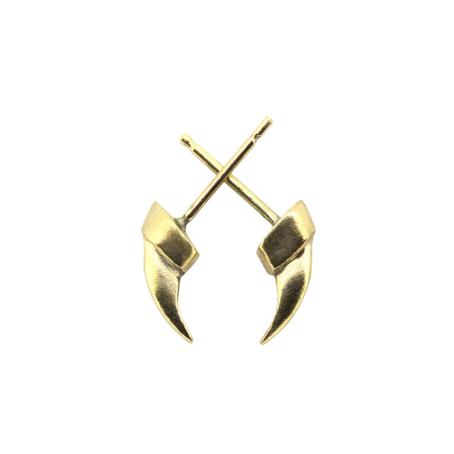 WOLF CLAW YELLOW GOLD