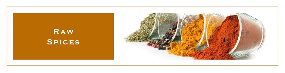 Backyard Middle East Gourmet Raw Spices