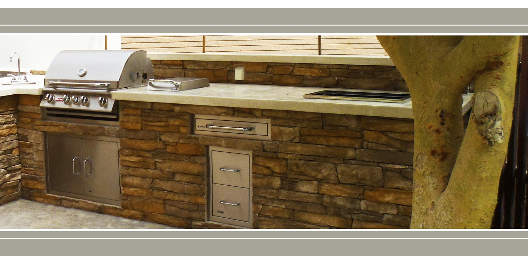 Ceramic Outdoor Kitchen Saudi Arabia