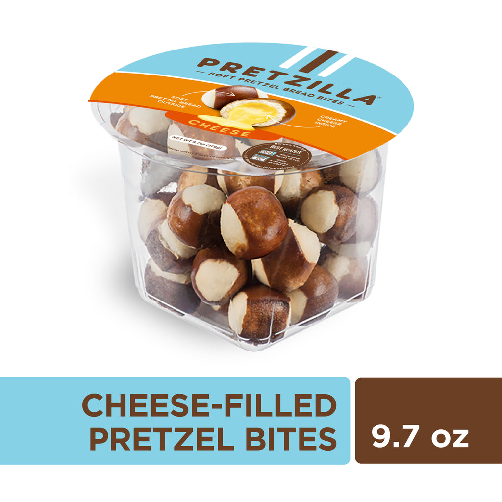 Pretzilla® Cheese-Filled Bites Tub (Pack)