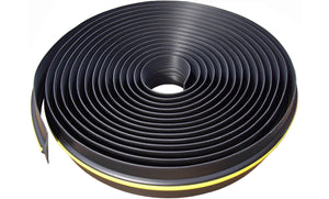 Weather Stop Garage Door Seal Coil 15mm (High)