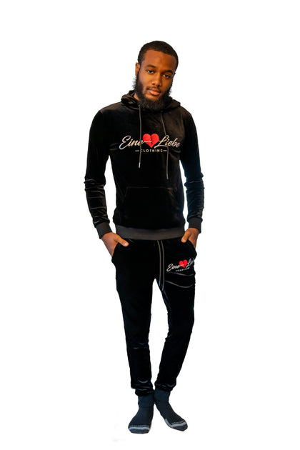 """Black Widow"" r.e.b.E.L sweatsuit"