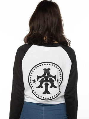 Timeless Spring Training Raglan