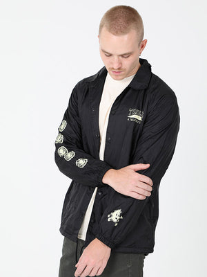 Collegiate Bomber Jacket