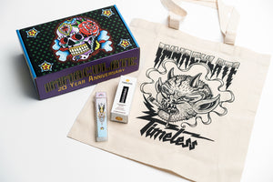 Limited Edition Timeless Vapes x Immaculate Tattoo 20 Year Anniversary Combo