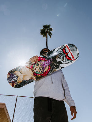 L'Amour Supreme  x Timeless Skate Deck