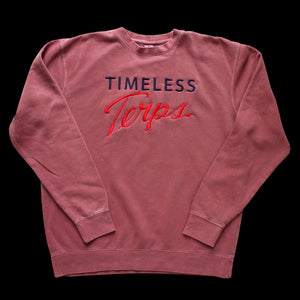 Timeless Terps Crewneck Sweater