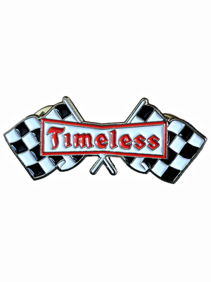 Timeless Racing Pin