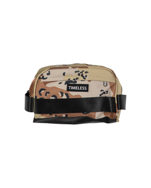 Toiletry Bag - Desert Camo
